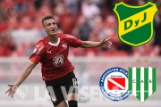 DEFENSA SE SUMA A LA DISPUTA POR BRAIAN ROMERO